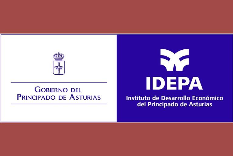 Logo idepa y Principado de Asturias
